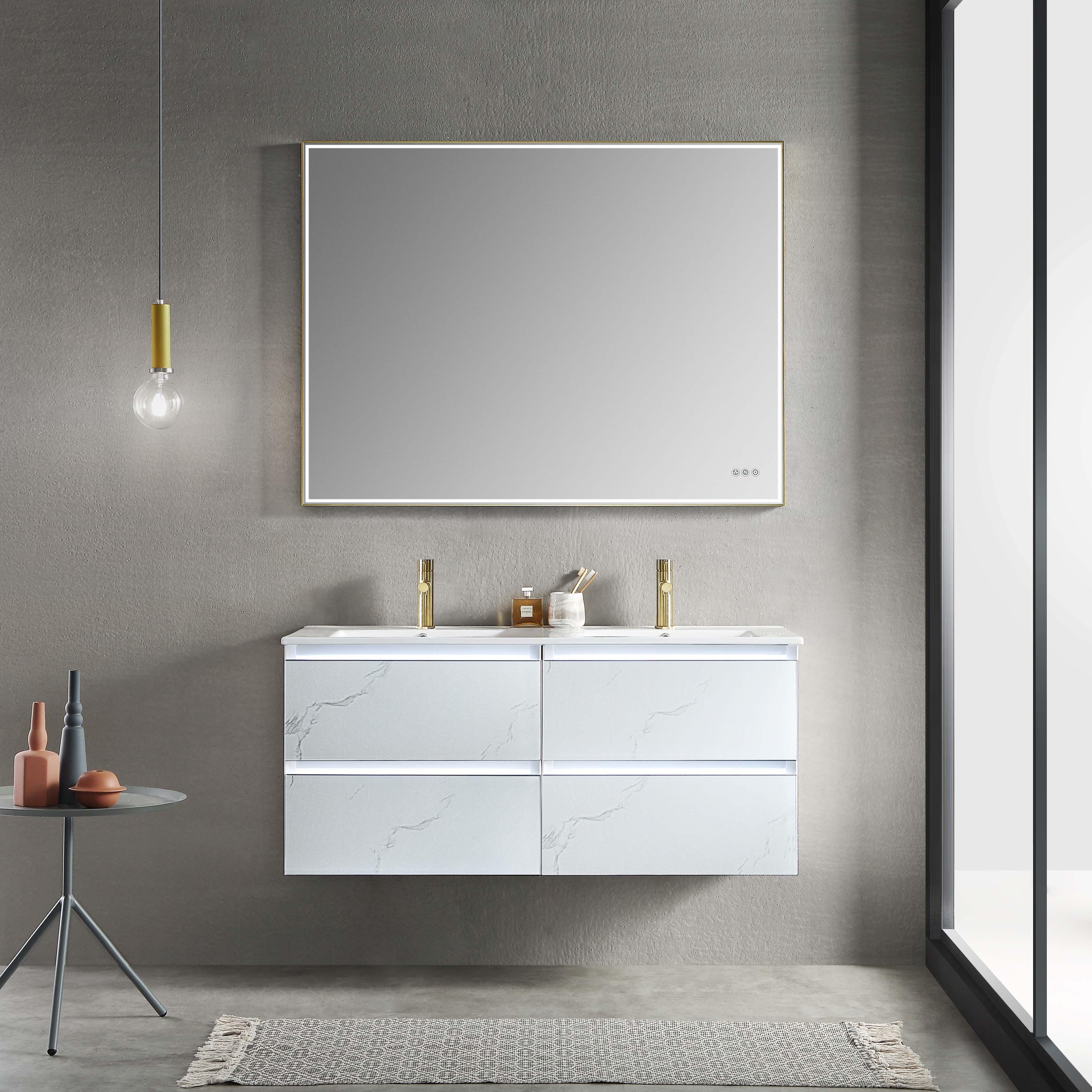 Blossom 17 Sydney Single Sink Bathroom Vanity In Espresso Color